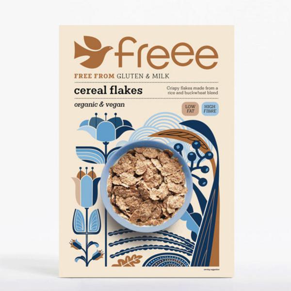 Cereal Flakes Gluten Free, Vegan, ORGANIC
