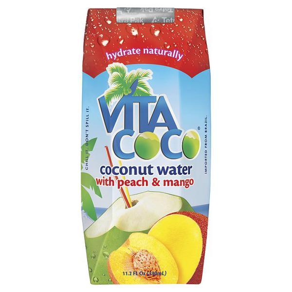 Peach & Mango Coconut Water