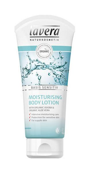 Basis Sensitiv Moisturising Body Lotion Vegan