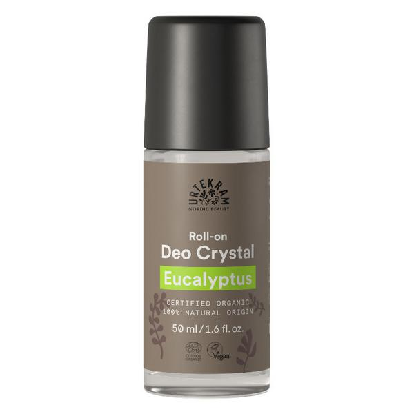 Eucalyptus Crystal Deodorant Roll-on ORGANIC