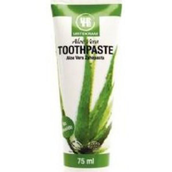 Aloe Vera Toothpaste ORGANIC image 2