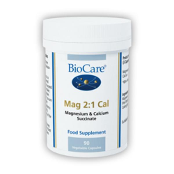 Mag 2:1 Cal Supplement Vegan