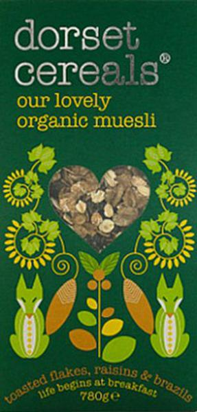 Our Lovely Fruit,Nut & Seeds Muesli no sugar added, ORGANIC