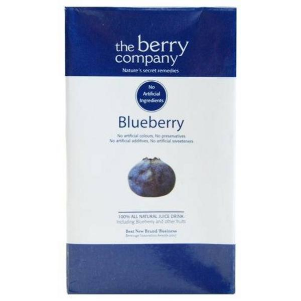 Small Blueberry Juice