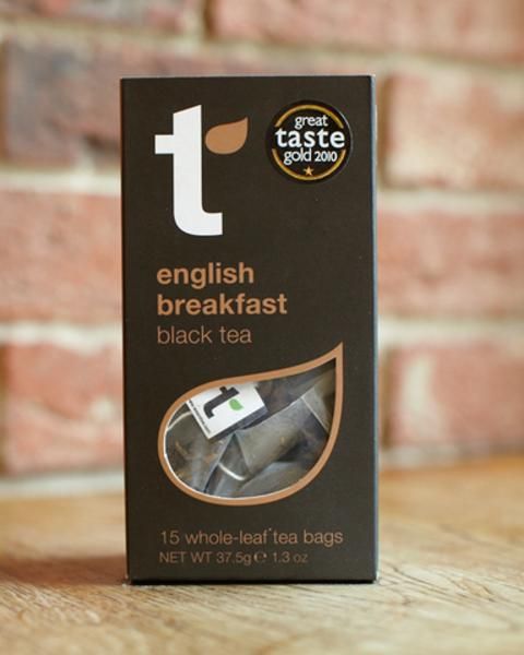 English Breakfast T-Bags