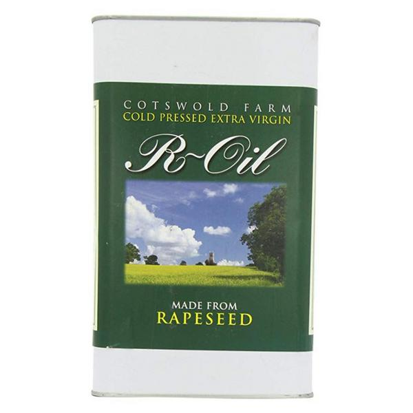 Rapeseed Oil Cold Pressed