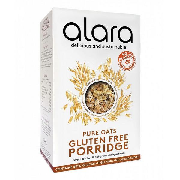 Pure Porridge Oats Gluten Free