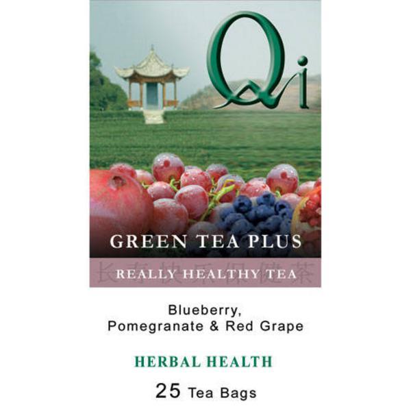 Green Tea Plus FairTrade, ORGANIC