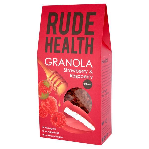 Berry Granola ORGANIC