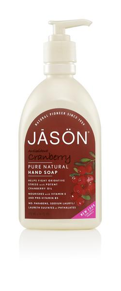 Cranberry Antioxidant Hand Wash