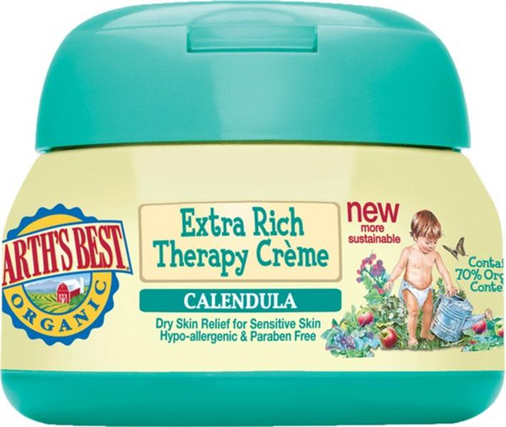 Earth's Best Extra Rich Therapy Cream ORGANIC