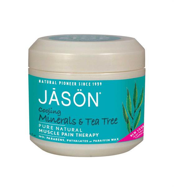 Tea Tree Mineral Muscle Balm Cooling