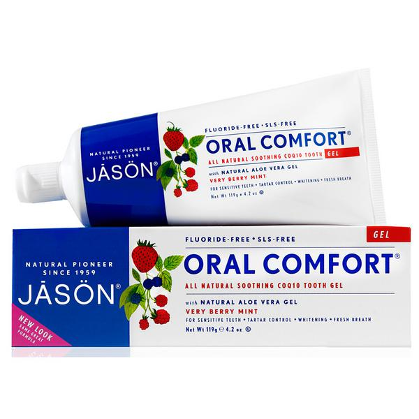 Oral Comfort Co Q10 Toothpaste