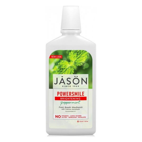 Peppermint Powersmile Mouthwash Vegan