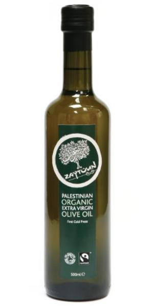 Extra Virgin Olive Oil FairTrade, ORGANIC