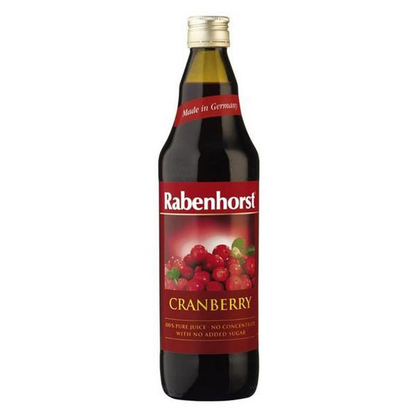 Cranberry Juice no sugar added