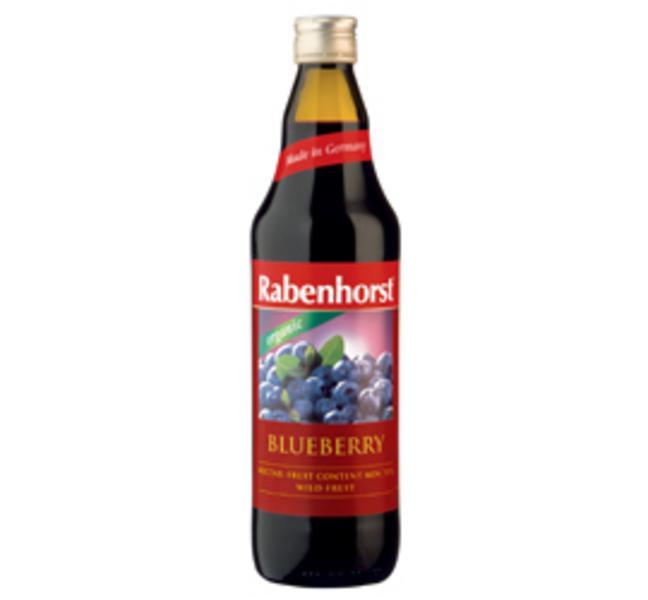 Blueberry Nectar Drink added sugar, ORGANIC