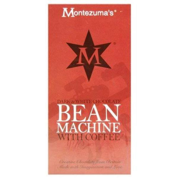 Bean Machine Chocolate No Gluten Containing Ingredients