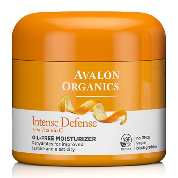 Rejuvenating Oil-Free Moisturiser Vegan, ORGANIC