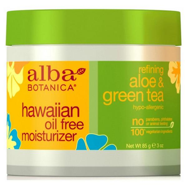 Aloe & Green Tea Hawaiian Oil-Free Moisturiser