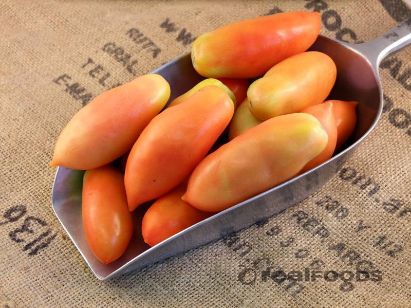 San Marzano Tomatoes ORGANIC
