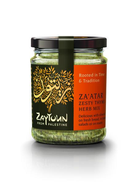Za'atar Herbs Mix