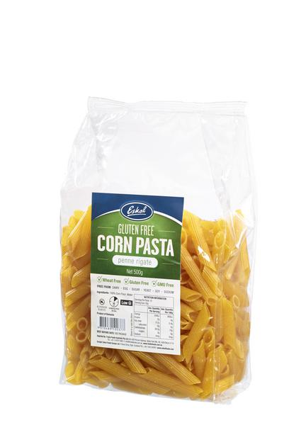 Corn Penne Pasta Gluten Free