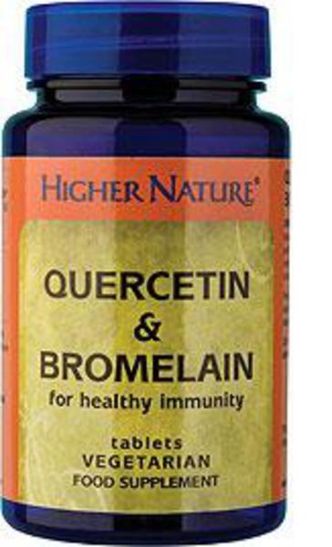 Quercetin & Bromelain Supplement Vegan