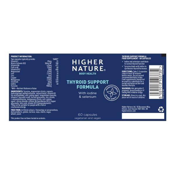 Thyroid Support Supplement  image 2