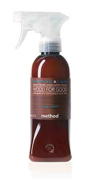 Wood Polish Spray Vegan