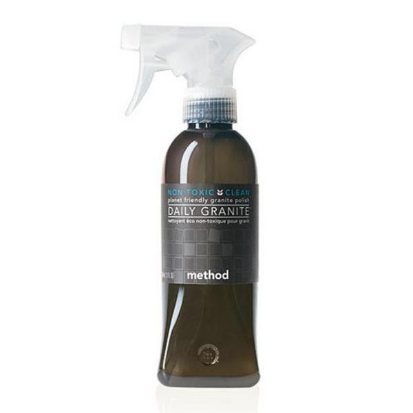 Granite and marble cleaner spray in 354ml from method for Method bathroom cleaner ingredients