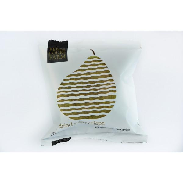 Air Dried Pear Crisps In 20g From Perry Court Farm