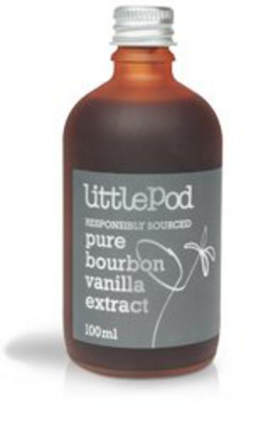 Pure Bourbon Vanilla Extract Gluten Free