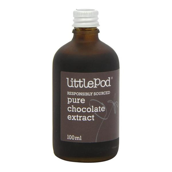 Pure Chocolate Extract Ivory Coast no added sugar