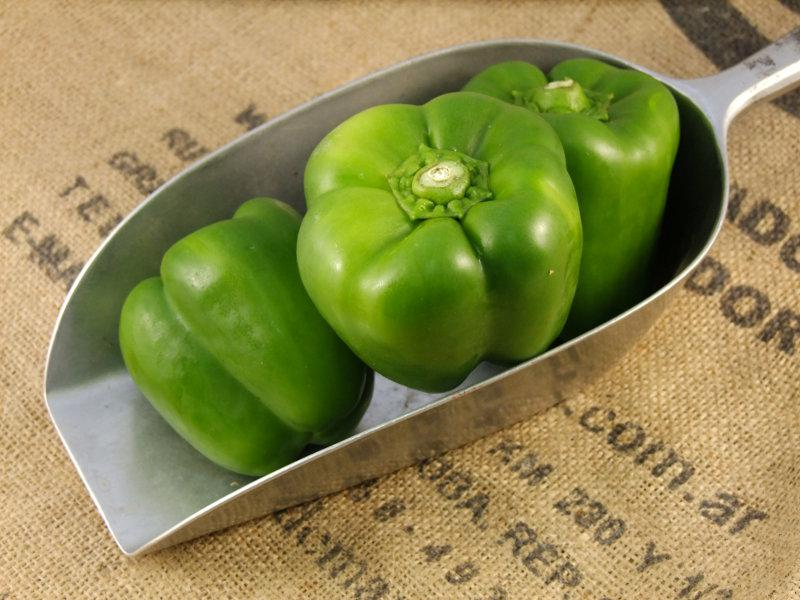 Green Pepper ORGANIC