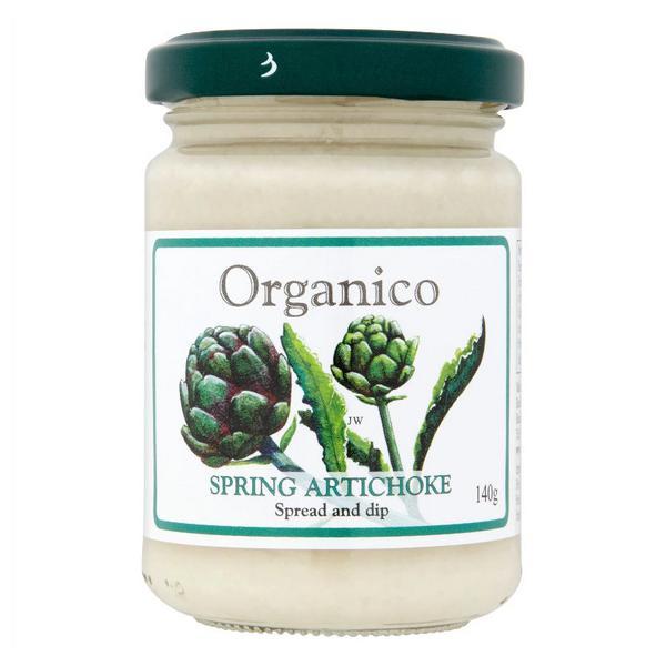 Spring Artichoke Spread & Dip Vegan, ORGANIC