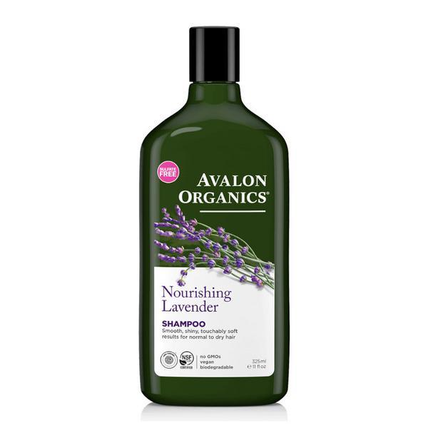 Lavender Shampoo Nourishing ORGANIC