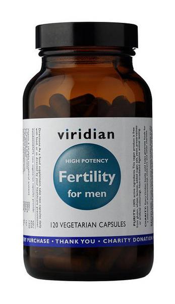 Fertility For Men Supplement High Potency