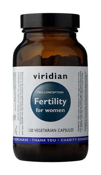 Fertility For Women Supplement