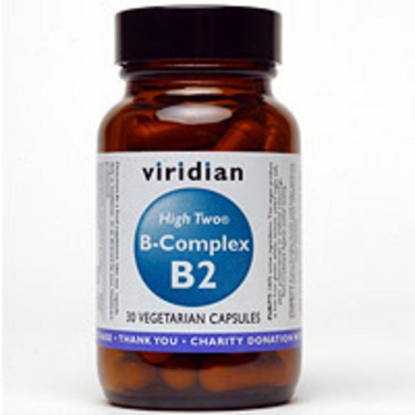 Vitamins With B Complex High Two