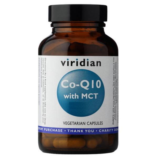Coenzyme Q10 with MCT 200mg
