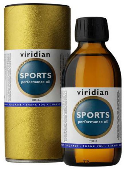 Sports Performance Oil ORGANIC