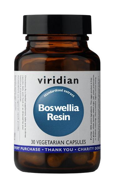 Boswellia Resin Supplement Vegan