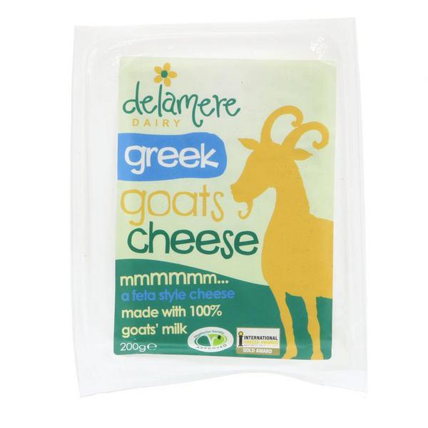 Goats Milk Feta Cheese