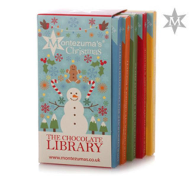 Chocolate Christmas Library