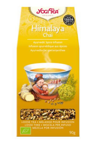 Himalaya Chai Tea Leaves ORGANIC