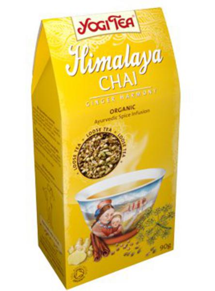 Himalaya Chai Tea Leaves ORGANIC image 2