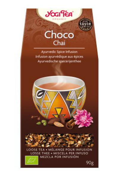 Choco Chai Tea Leaves ORGANIC