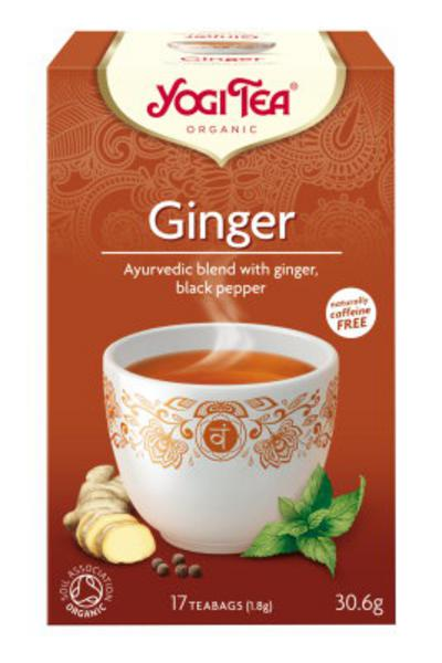 Ginger Tea ORGANIC