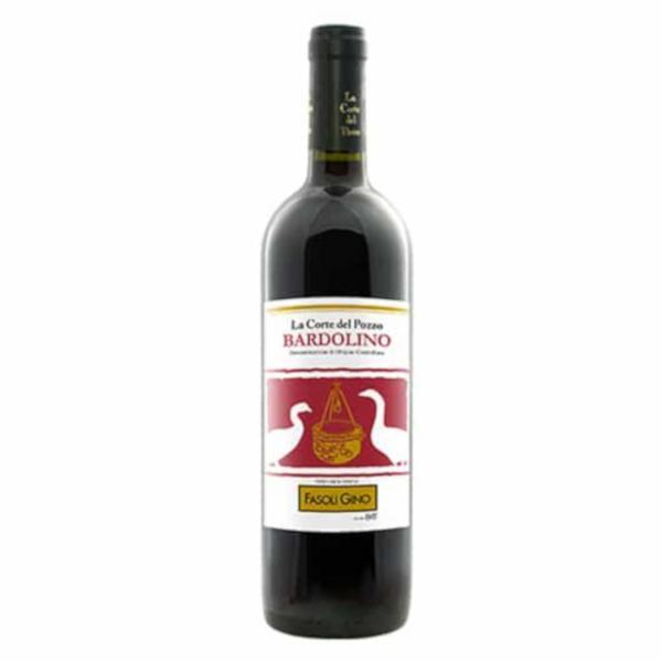Bardolino La Corte del Pozzo Red Wine Italy Vegan, ORGANIC